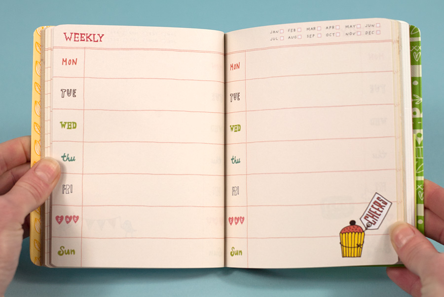 DearCollegeStudent: Stylish time management in college : weekly ...