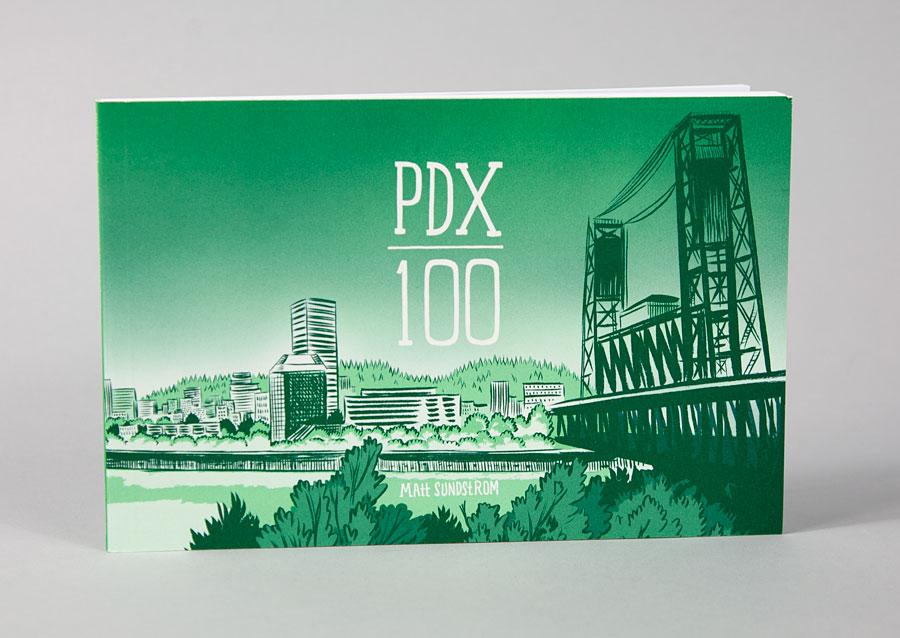 Portland 100 Matt Sundstrom